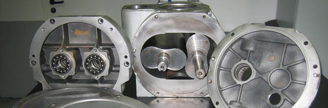 Dekont Vakuum Service - Pumpenwartung