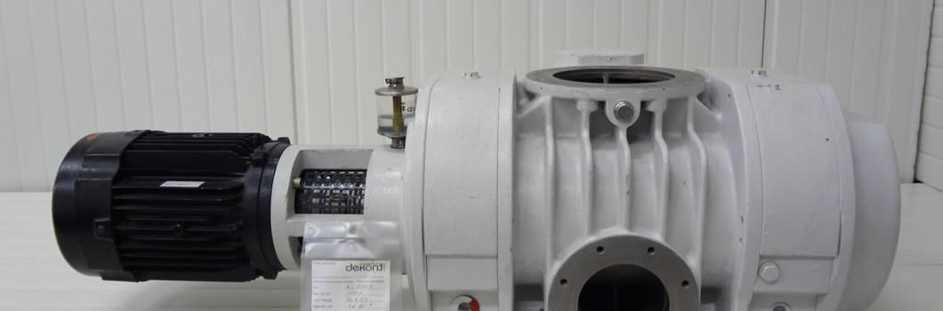 Dekont - Gebrauchte Vakuumpumpen aktuelle Angebote