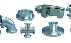 Dekont Vakuum Service - Bauteile und Verbindungselemente ISO - K