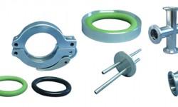 Dekont Vakuum Service - Bauteile und Verbindungselemente ISO - KF