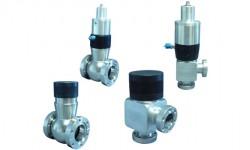 Dekont Vakuum Service - Ventile ISO-CF