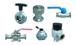 Dekont Vakuum Service - Ventile ISO-KF