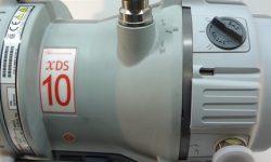 gebrauchte Scrollpumpen - Dekont Vakuum Service Erfurt