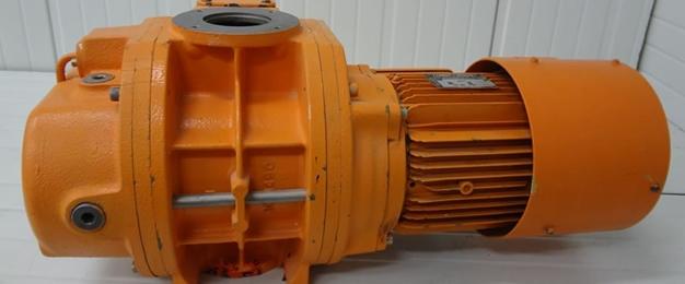 Wälzkolbenpumpen-Rootspumpen_boosterpumpen Feinvakuum - Dekont Vakuum Service Erfurt